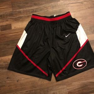 Georgia Bulldogs Basketball Shorts
